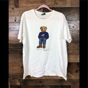 Polo bear Ralph Lauren t-shirt